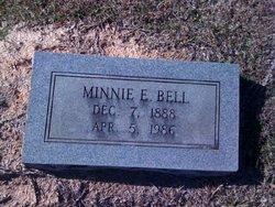 Minnie <i>Eddins</i> Bell