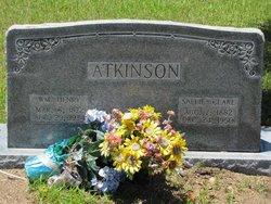 Sallie Clare <i>Bass</i> Atkinson