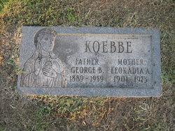 George Bernard Koebbe