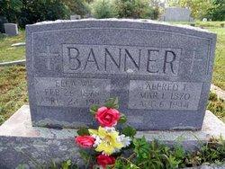 Ella W <i>Hatcher</i> Banner