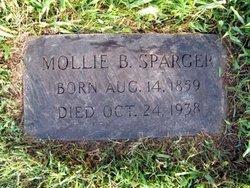 Mollie <i>Johnson</i> Sparger