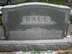 Cloe <i>Foster</i> Ball