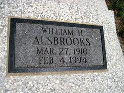 William H Alsbrooks