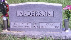 Henry Clay Clay Anderson