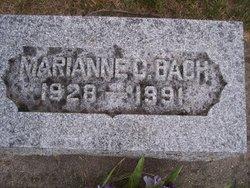 Marianne Clair Bach