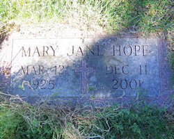 Mary Jane <i>Hosking</i> Hopf