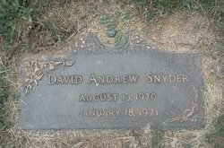 David Andrew Snyder