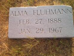 Alma <i>Stolle</i> Fluhmann