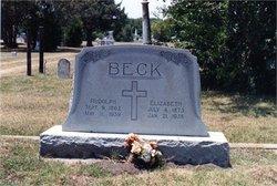 Elizabeth <i>Mullins</i> Beck