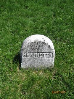 Henrietta <i>Pickens</i> Andrews