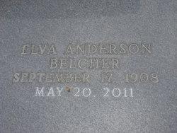 Elva Alice <i>Anderson</i> Belcher