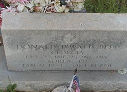 Donald Iswald Bell