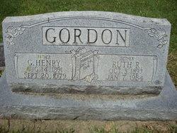 Ruth <i>Rusmiselle</i> Gordon