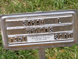 Sarah Linda Brooks