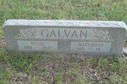 Willie Galvan