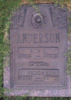 Peggy L <i>Hood</i> Anderson