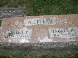 Joseph Peter Alther