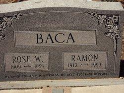 Rose W Baca