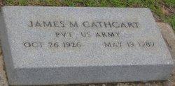 James M Cathcart