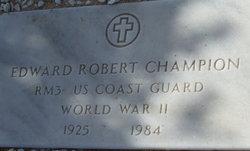 Edward Robert Champion