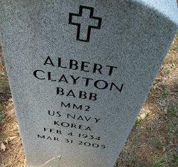Albert Clayton Babb