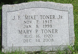 James F Mike Toner, Jr