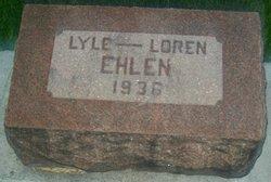 Loren Ehlen