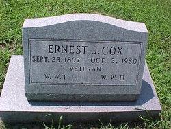 Ernest J. Cox