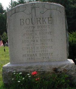 Adolph H. Bourke