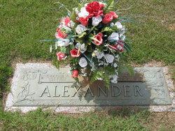 Carrie Lee Alexander
