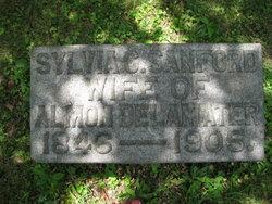 Sylvia C <i>Sanford</i> Delamater