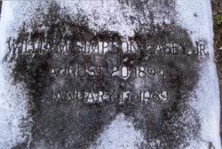 William Simpson Casey, Jr