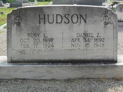 Ruby L Hudson