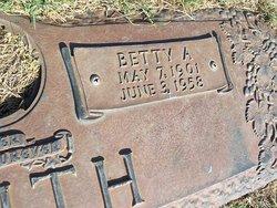 Betty A Smith