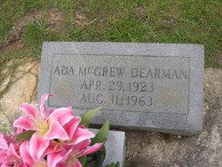 Ada <i>McGrew</i> Dearman