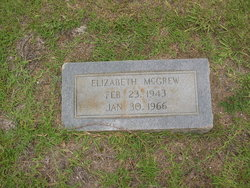 Mittie Elizabeth McGrew