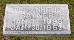 Dorris <i>Whitney</i> Rayner