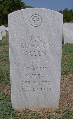 Joe Edward Allen