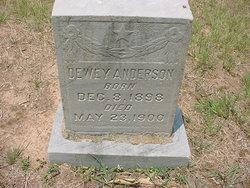Dewey Anderson