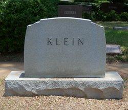 Bertha <i>Meyer</i> Klein