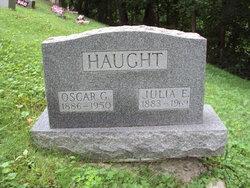 Julia Etta <i>Whitlatch</i> Haught