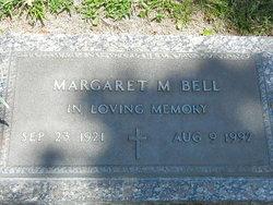 Margaret M Bell