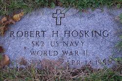 Robert H Hosking