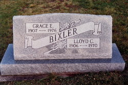 Grace Elizabeth <i>Stutzman</i> Bixler