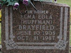 Elma Eola <i>Huffman</i> Brayfield