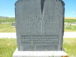 Mary Caroline <i>Poulsen</i> Woolley