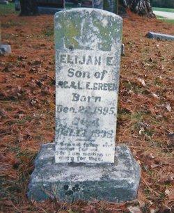 Elijah E. Green