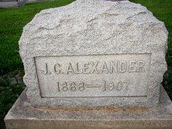 John Caldwell Alexander