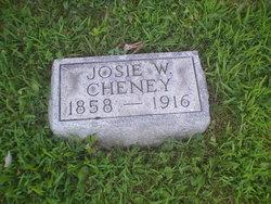 Josephine Josie <i>Whitley</i> Cheney