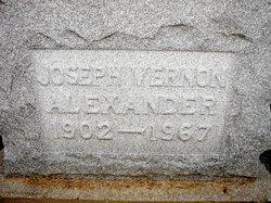 Joseph Vernon Alexander